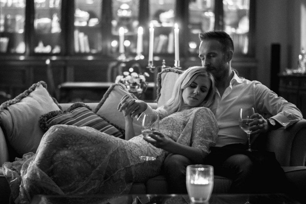 Jenna + Haydn | Mandalay House Engagement Session | Israel Baldago Photography image 44